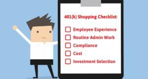 401k checklist