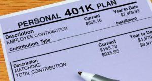 Employee Benefits - Employer Matching Contributions