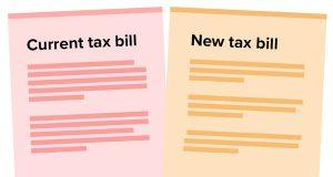 Plan Sponsors - Tax Bill