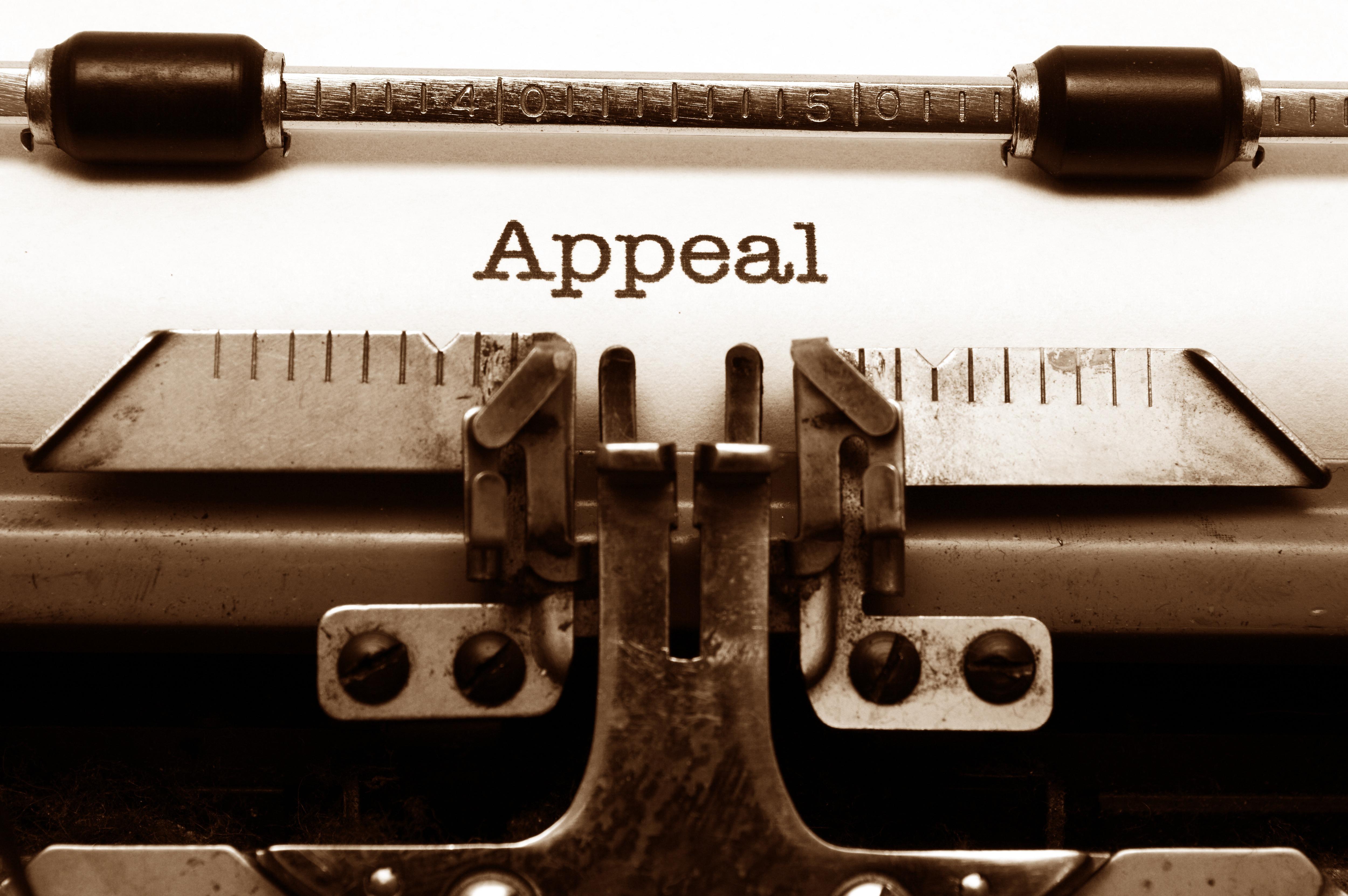 401k Plan Participant Appeal