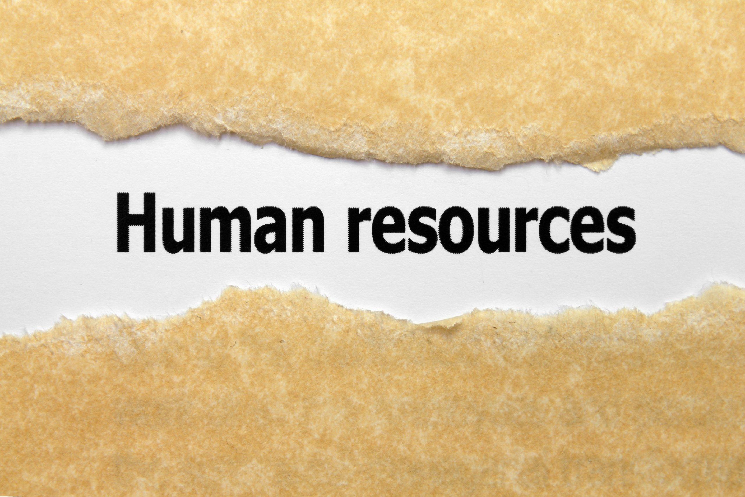 Human Resources Trend
